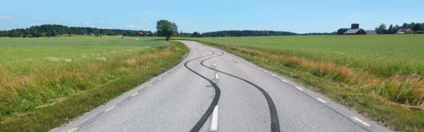 betrokken bij verkeersongeval